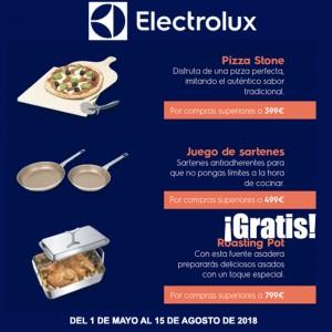 ELECTROLUX 2018