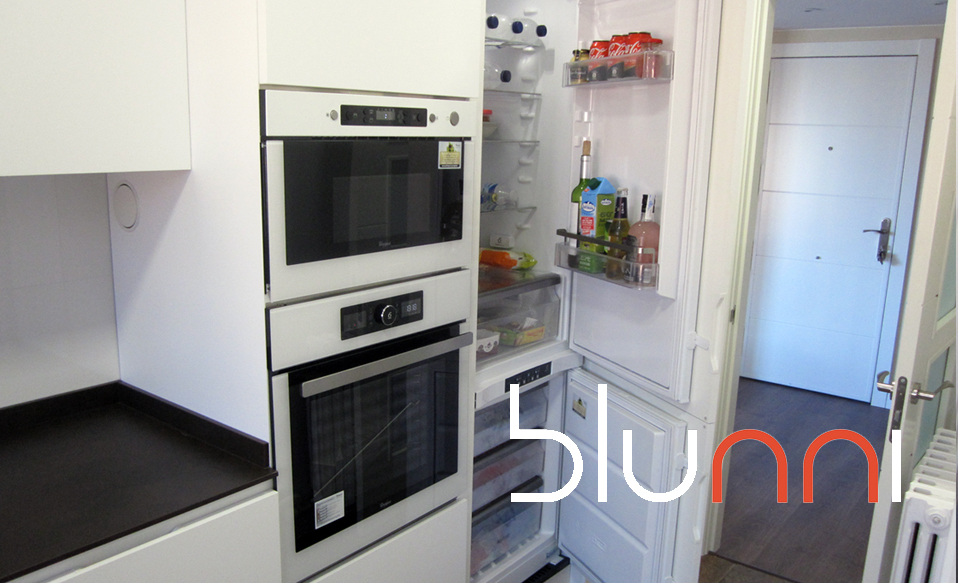frigorifico combi integrado