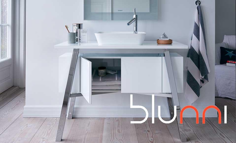 Muebles para ba o toalleros for Toalleros de bano sin taladro