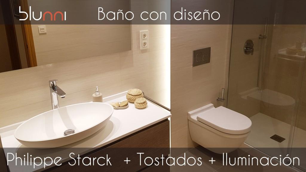 baño con diseño