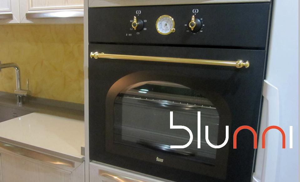 horno teka HR 750 cocina clasica