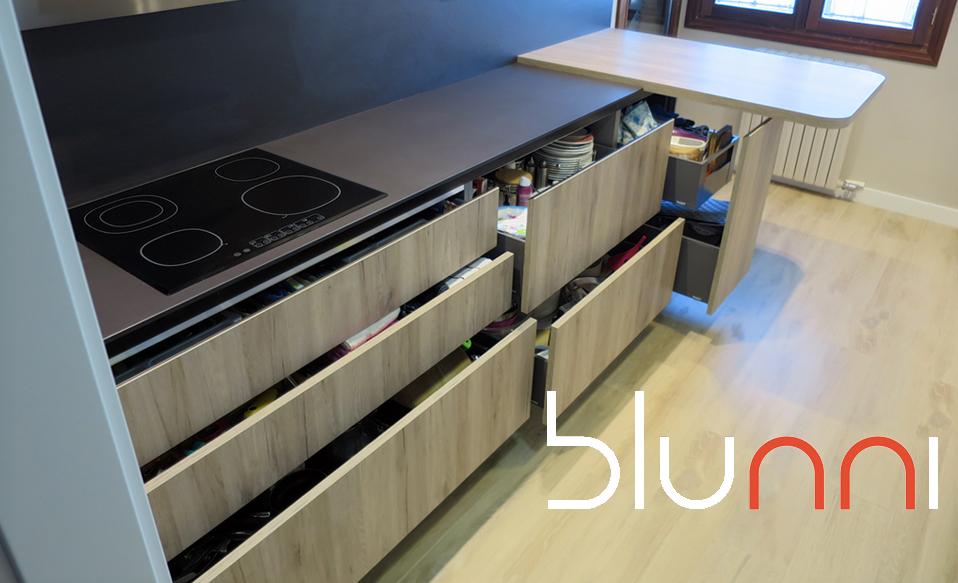 Muebles Cocina Ama Zaragoza : Cocina comoda